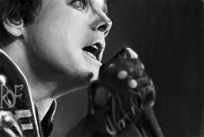 Gerard Way -CG by FalyneVarger