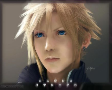 Cloud by gavwoodhouse
