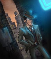 Chicago Lupin by Dasha-KO