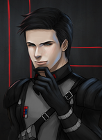 SWTOR: Imperial Agent Redraw by valefor