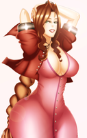 Aeris: Breeze by JassyCoCo
