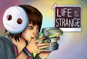 Cry Plays Life is Strange by Loralata
