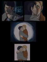 Destiel Supernatural by MsIndieRock