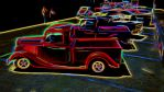 Neon trux by simpspin