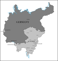 WWI German Victory - Territorial Gains by Lehnaru