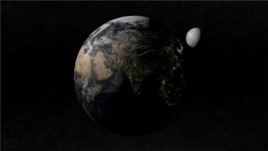 Space View HD Preview by KoRnyKattos