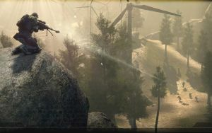 Frontlines - A Sniper's Hope by tankhawk500