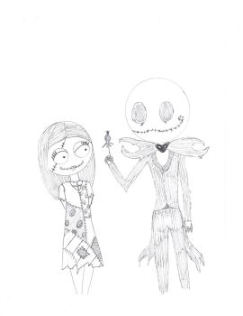 Jack and Sally by Rannsong