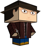 Linkara Cubeecraft by Toon-Orochi