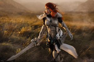 Howling Banshee - For vengeance! by Narga-Lifestream