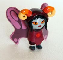Aradia (God Tier) by Holeeful