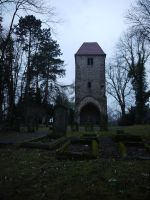 Old Cemetery 1 by Dragoroth-stock