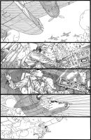 Wolverine 1000 page 1 by timothygreenII