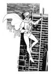 Carrie Kelley Robin by craigcermak