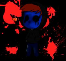 Eyeless Jack CHIBI by CreepyAdventures
