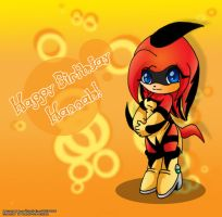 ::Happi Birthday Hannah:: by luna777