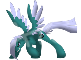 MLP SkyRacer by AmzyTheChangeling