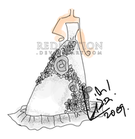 27th - 27 Dresses by rednotion