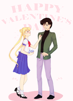 Happy Valentine's Day! by Amai-Kawaii