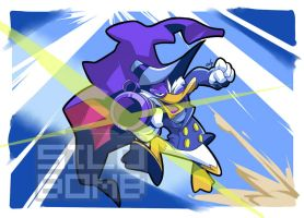 Darkwing Duck by GlaucoSilva