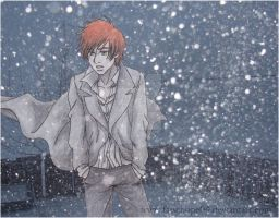 Cold .:25,000 pageviews:. by FalseHope04
