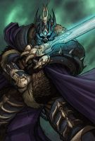 Wow: Lich King by grampsart