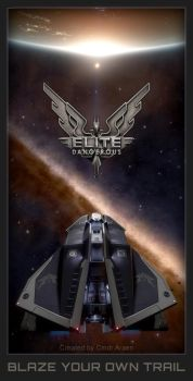 Blaze Your Own Trail - Elite: Dangerous by Araen