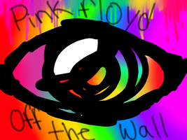 Off the wall Pinkfloyd cover by Delta-kitty