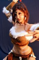 fierce Nidalee by dashcosplay