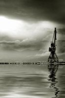Storm Harbour by enikOne