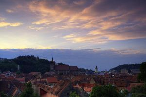 Afternoon in Brasov II by seraphRo