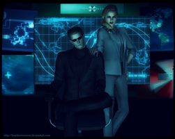 Wesker Chronicles by FearTheOverseer