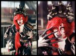 Arael_the red demon3 by KimyuAka