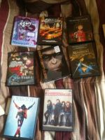 My movie collection by nicoflare