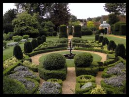 The Dutch Garden by seabrownthree