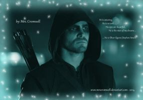 He is Oliver Queen by MrsCromwell