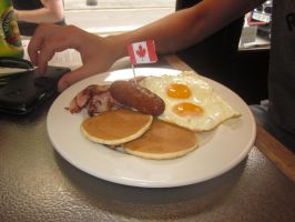 Canadian Breakfast by TheRealCanadianBoys