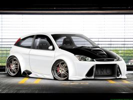 Ford Focus 3.0 by blackdoggdesign