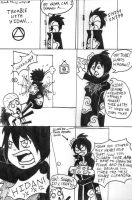 Trouble With Hidan Part 1 by Ioshadow