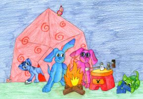 Camping Trip by Cryoflyte