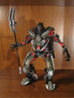 Bionicle Custom: Makuta Teridax by AleximusPrime