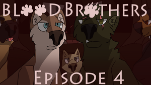 Episode 4 Thumbnail / Release Date by NeonWolfArtist