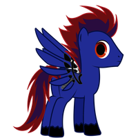 Gift: Possessed Night Flame by Spectty
