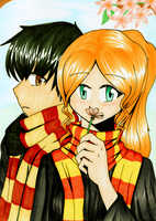 Scarf by Sally78