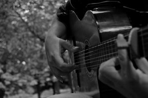 untittled beauty of guitar 2 by sisilito