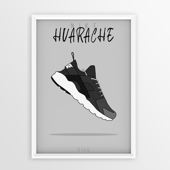 Huarache Poster by diuq