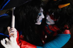 Black Romance - Homestuck by Mostflogged