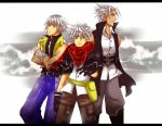 KH : Silvers by pink-crest