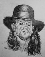 The Undertaker by Art-Diversity