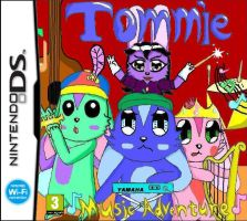 Tommie the game by NIGHTSandTAILSFAN